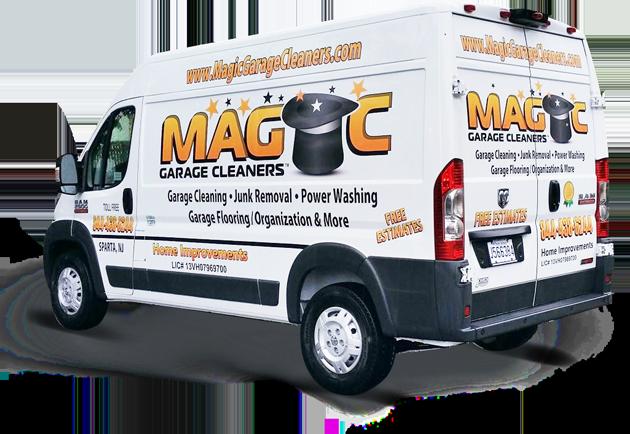 Magic Garage