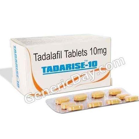 Tadarise Pills Tablets