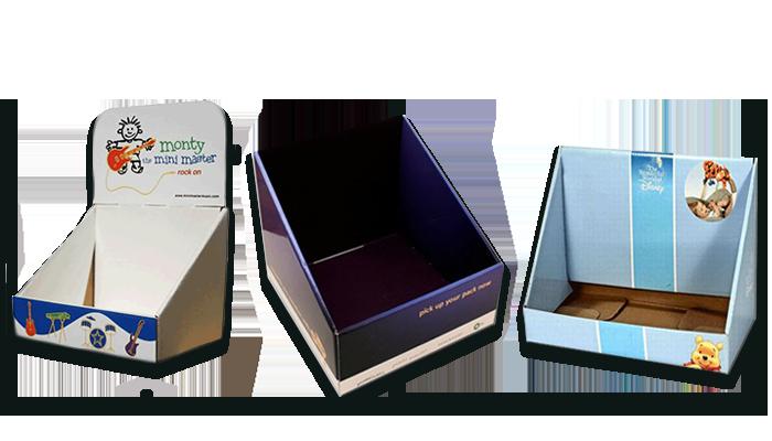 Why Many Brands Choose Custom Printed POP Display Boxes