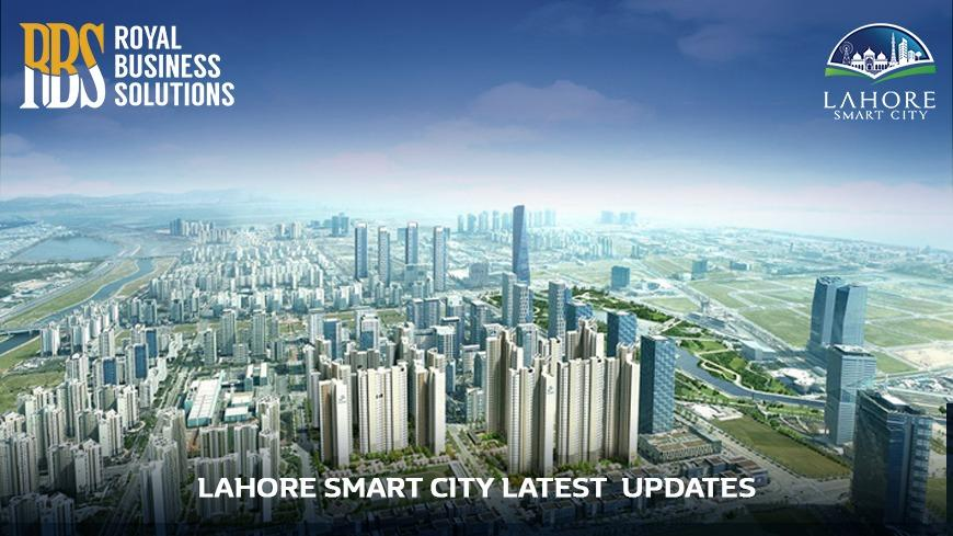 Latest updates about Lahore Smart City