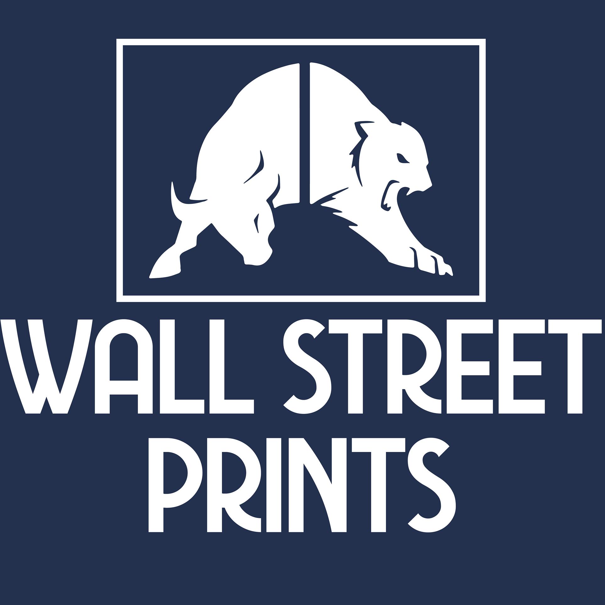 Wall Street Prints