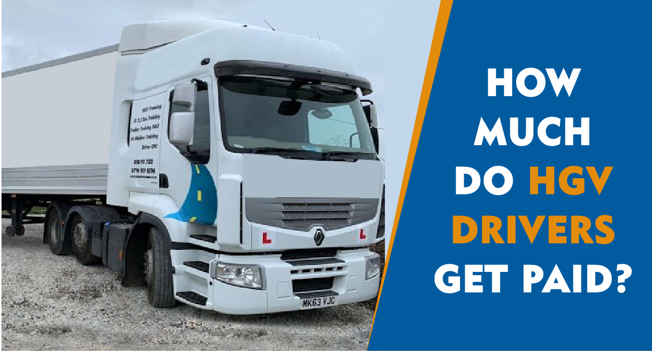 How much Can HGV Drivers get Paid in UK?